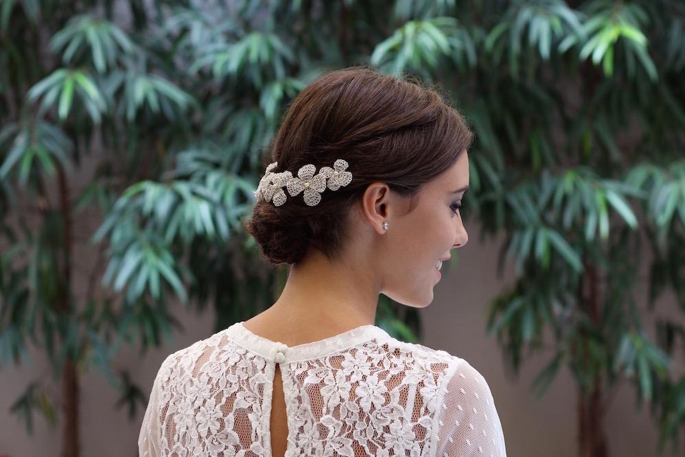 Corona de novia Fabiola 1