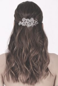 BRIDAL HEADPIECE ASTRID